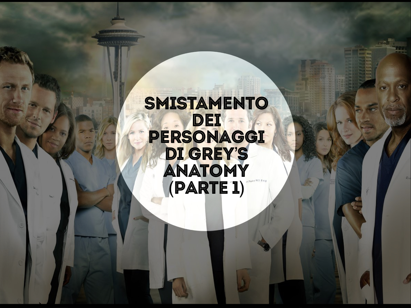 Grey's Anatomy, parte 1